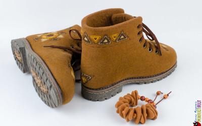 Ботинки Масленица пятка